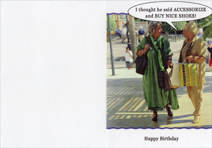To Stay Young Funny Humorous Birthday Card By Recycled Paper Greetings