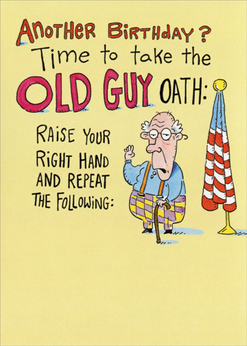 Old Funny Birthday Cards For Men Pictures To Pin On