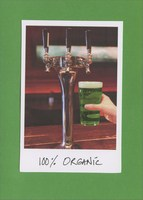100 Percent Organic (1 card/1 envelope) Recycled Paper Greetings Funny St. Patrick's Day Card