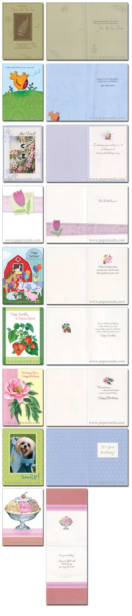 All Occasion Value Box (50 Greeting Cards with envelopes) Assorted Boxed All Occasion Cards
