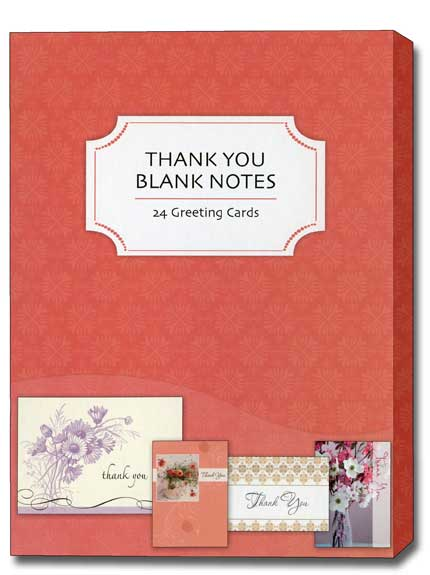 assorted value box box of 24 assorted value thank you cards by studio q