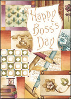 Sunrise Greetings - Boss Day Cards