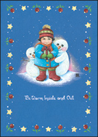 Sunrise Greetings - Christmas Cards