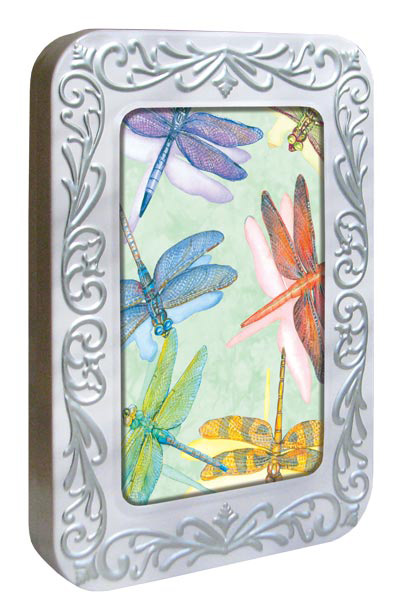 Dragonflies (12 cards/12 envelopes) Tree-Free Noteables Boxed Blank Note Cards