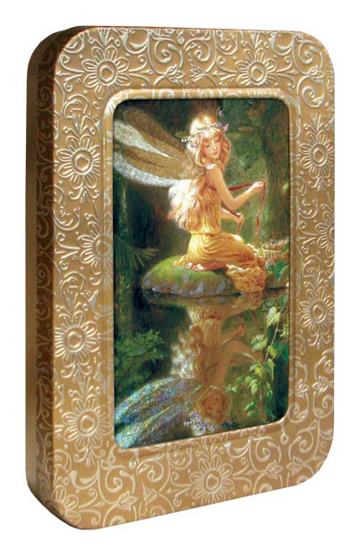 Faery Reflection (12 cards/12 envelopes) Tree-Free Noteables Boxed Blank Note Cards